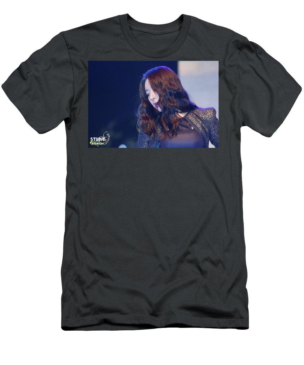 Dal Shabet Men's T-Shirt (Athletic Fit) featuring the digital art Dal Shabet by Dorothy Binder