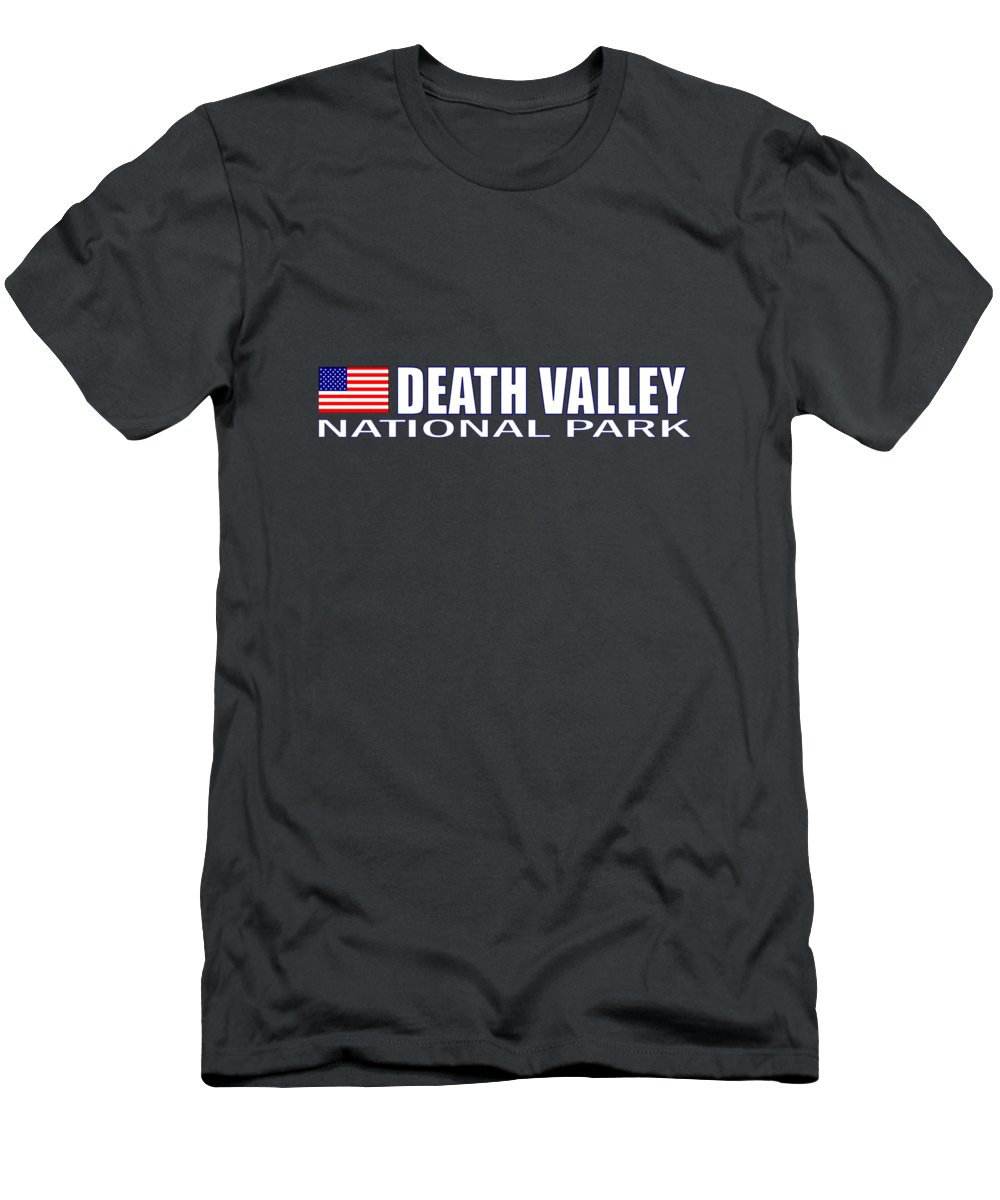 Death Valley Slim Fit T-Shirts