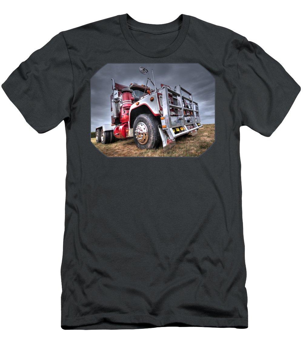 Semi Truck T-Shirts