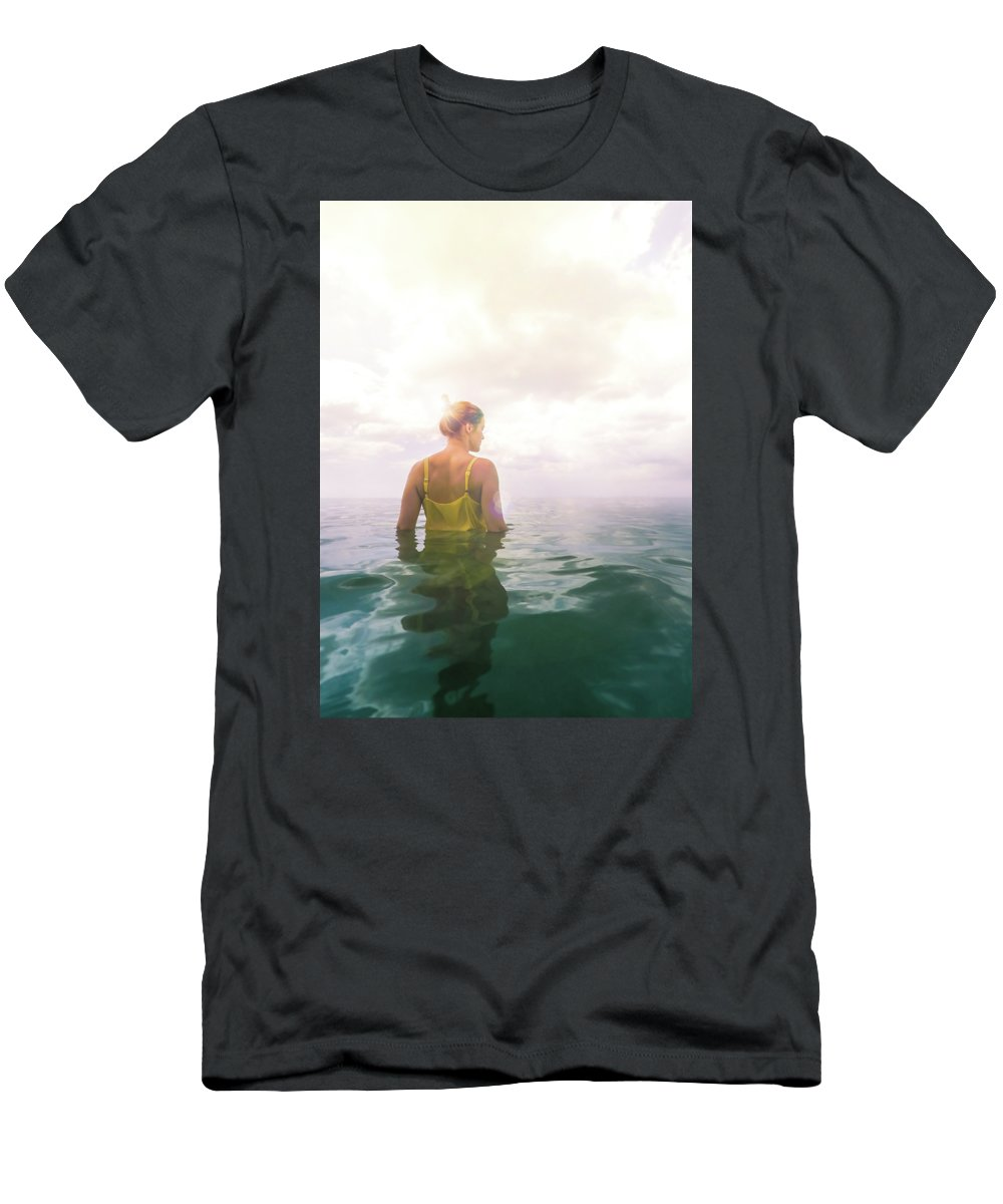 Water Photographs T-Shirts