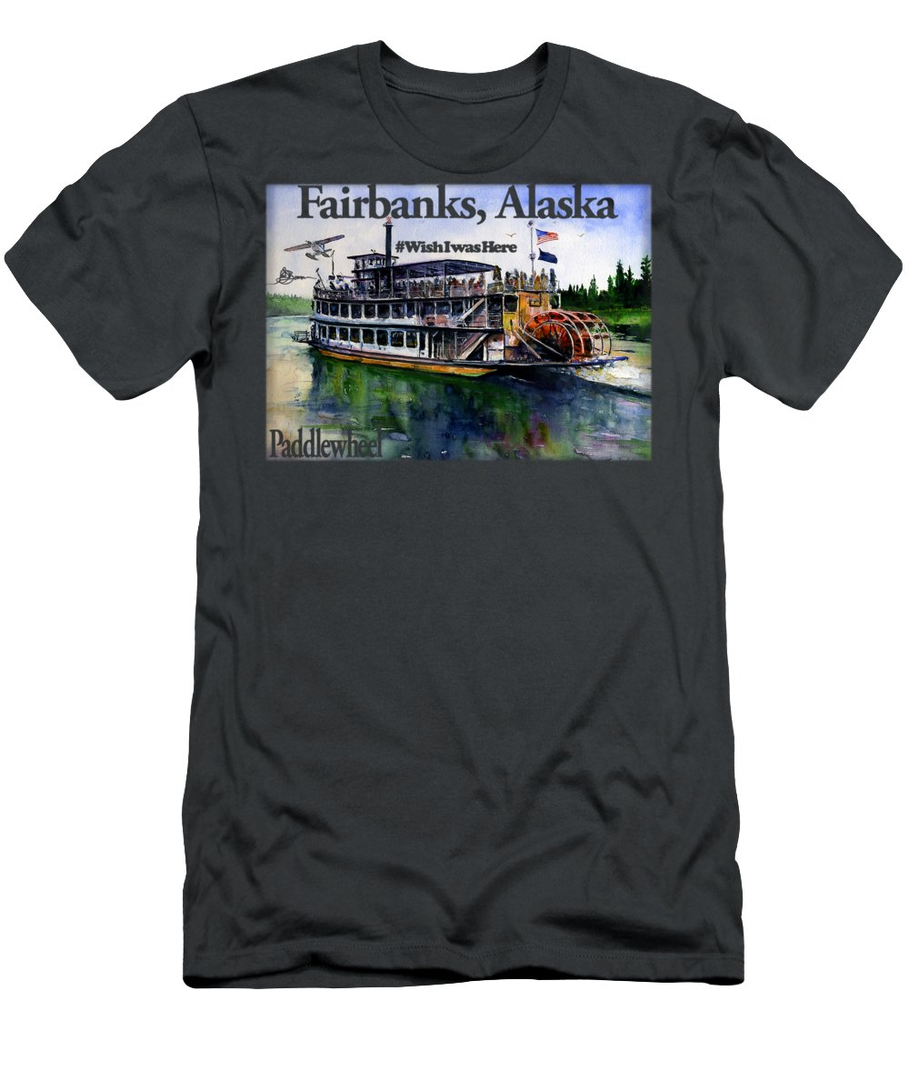 Riverboat T-Shirts