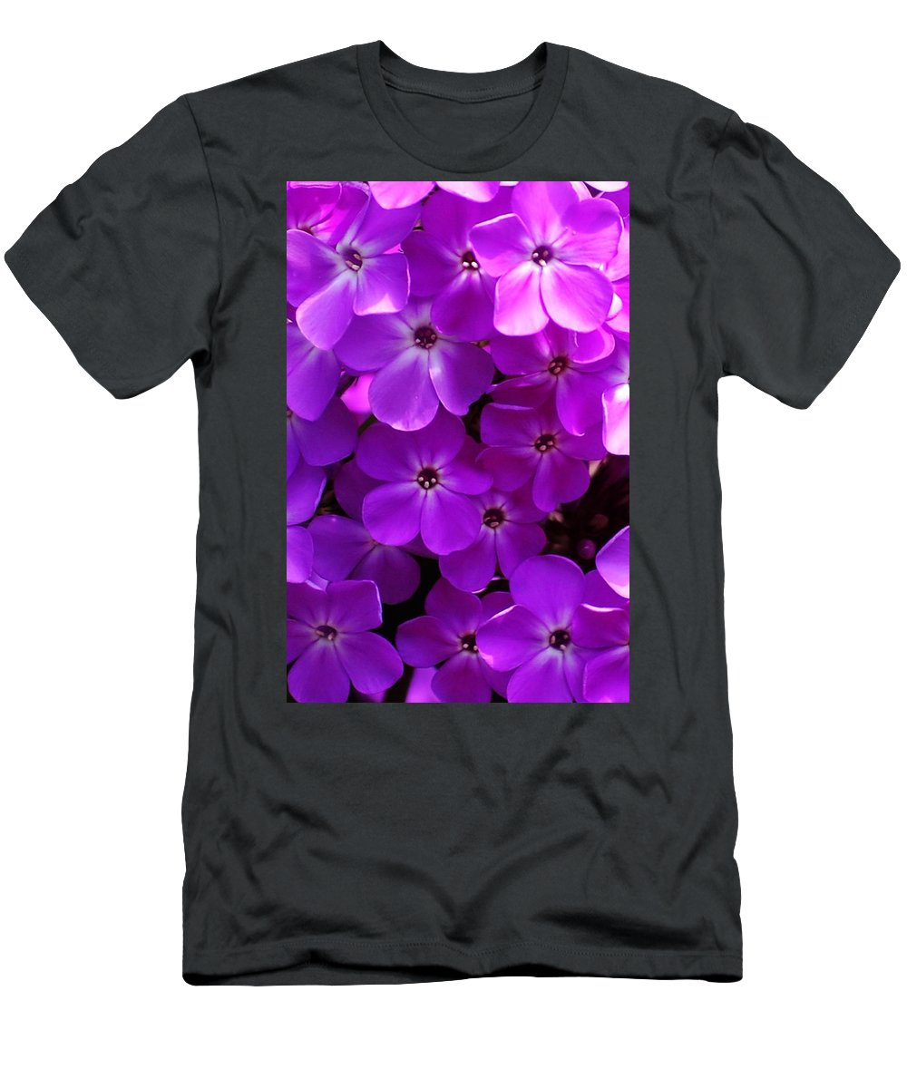 Floral Men's T-Shirt (Athletic Fit) featuring the photograph Floral Glory by David Lane