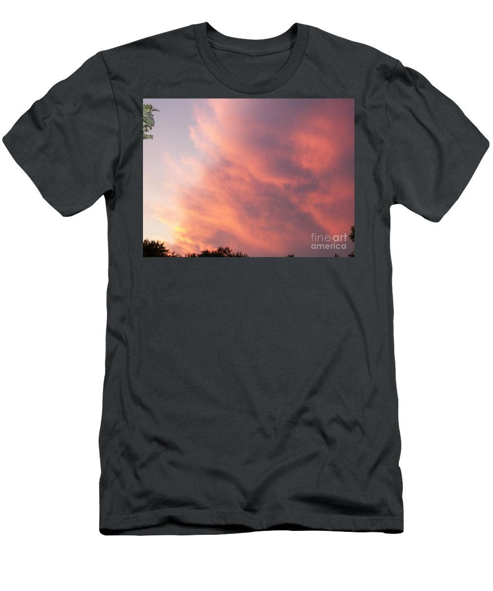 Nature Men's T-Shirt (Athletic Fit) featuring the photograph Futile Faces by Stephen King