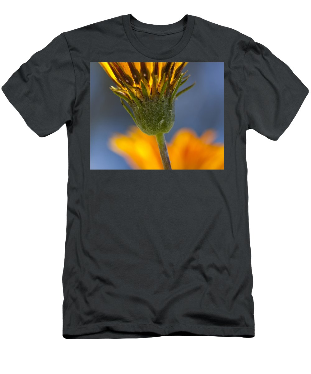 Flowers Men's T-Shirt (Athletic Fit) featuring the photograph Gerbera Daisy by Kelley King