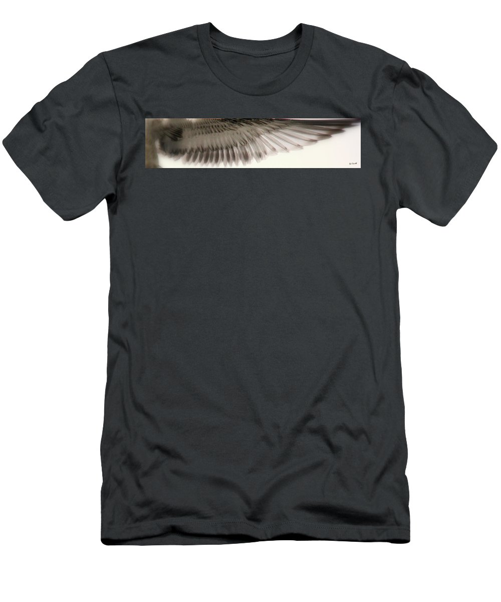 Glory Men's T-Shirt (Athletic Fit) featuring the photograph Glory by Ed Smith