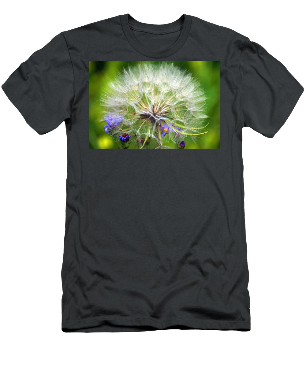 Men's T-Shirt (Athletic Fit) featuring the photograph Gone To Seed by Marty Koch