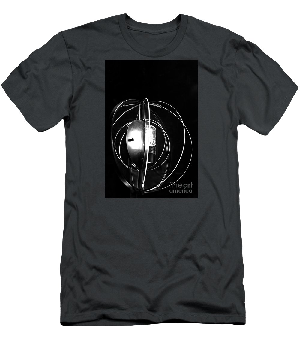 Minimalism Men's T-Shirt (Athletic Fit) featuring the photograph Heliocentric by James Aiken
