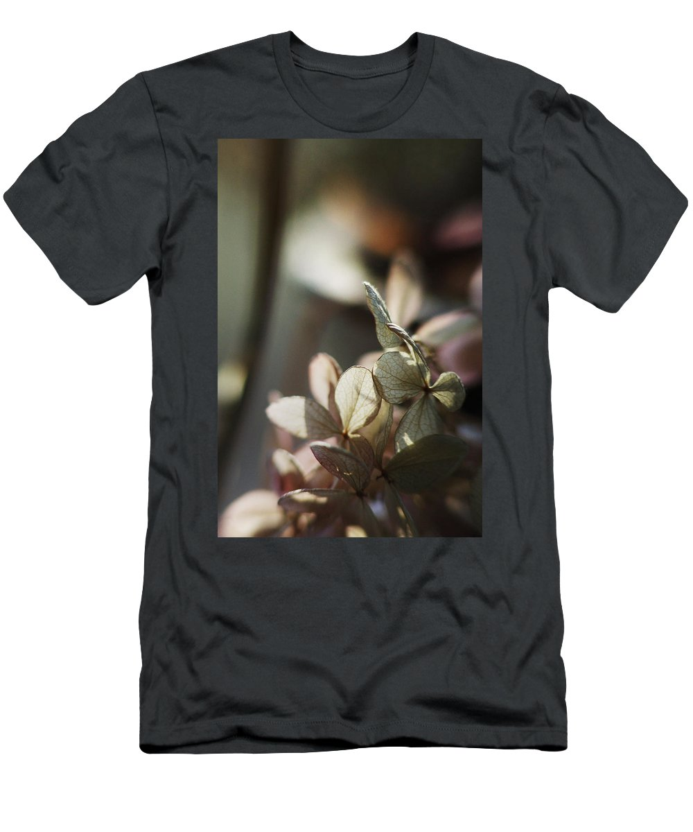 Flowers Men's T-Shirt (Athletic Fit) featuring the photograph Hope... by Arthur Miller
