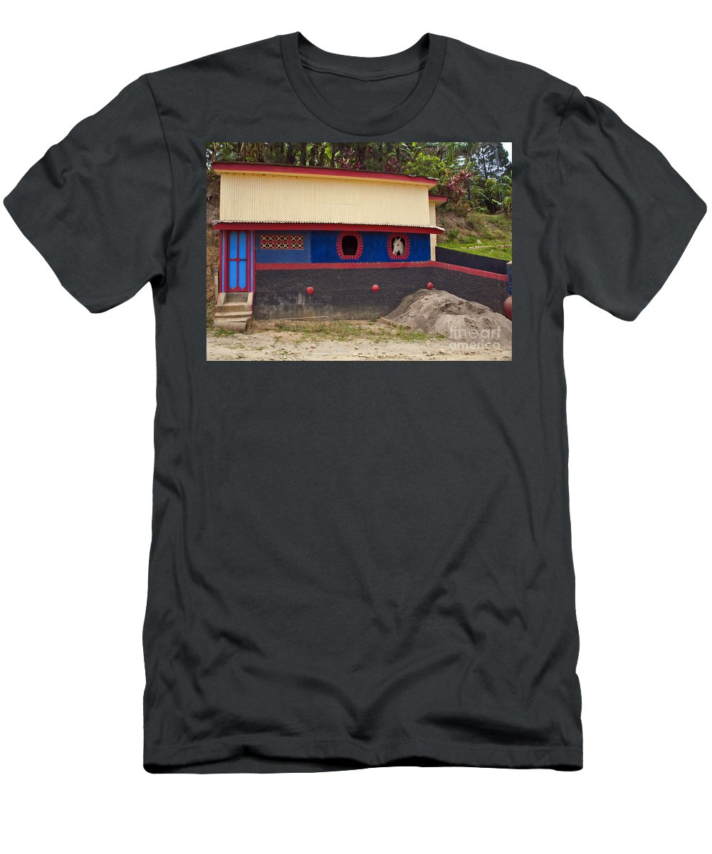 Horse Men's T-Shirt (Athletic Fit) featuring the photograph Horse's Head by Madeline Ellis