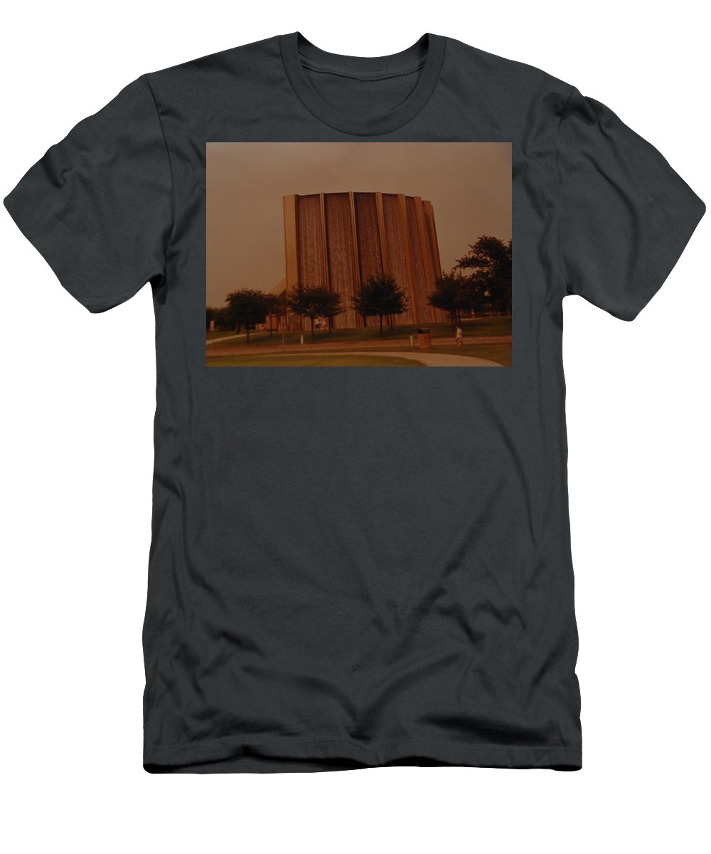 Water T-Shirt featuring the photograph Houston Waterfall by Rob Hans