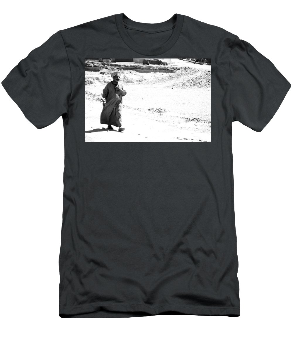 Jezcself Men's T-Shirt (Athletic Fit) featuring the photograph I Hold You Here by Jez C Self