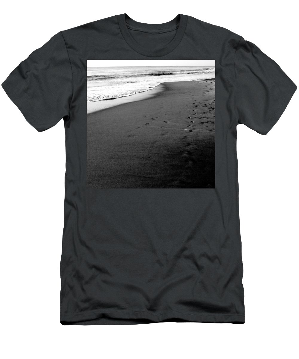 Photograph Men's T-Shirt (Athletic Fit) featuring the photograph In My Thoughts by Jean Macaluso