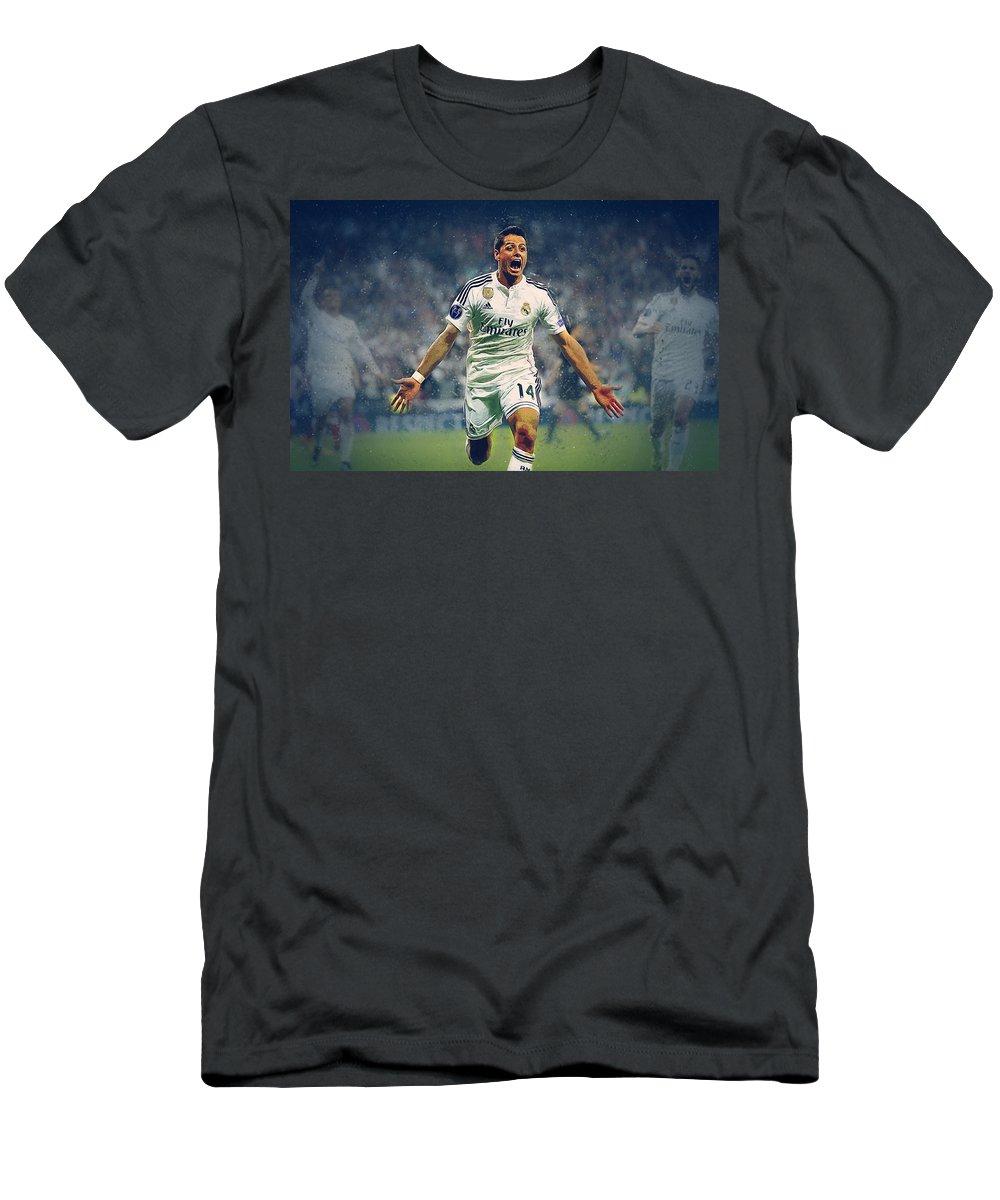 quality design 7aedc 9d6e0 Javier Hernandez Balcazar Men's T-Shirt (Athletic Fit)