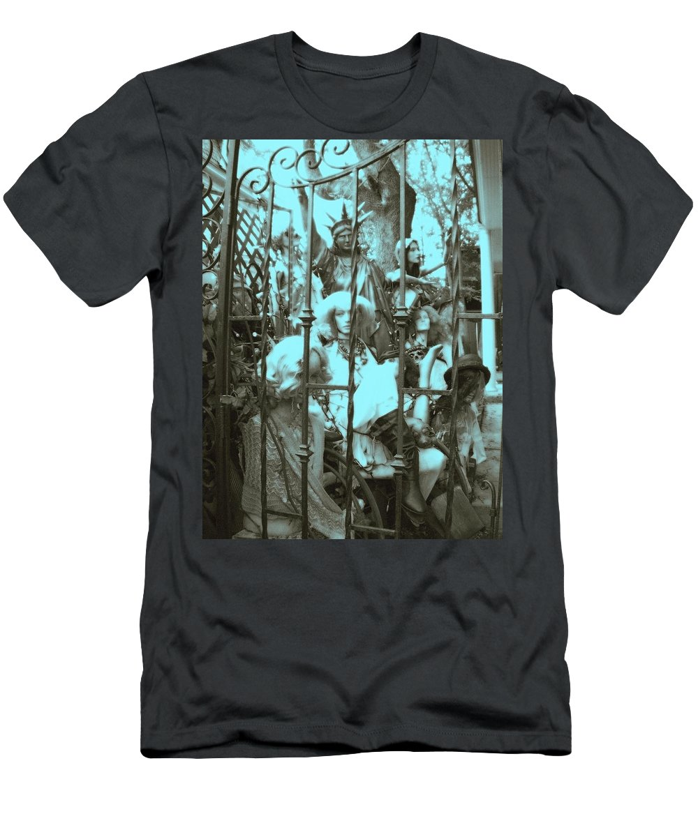 New Hope Men's T-Shirt (Athletic Fit) featuring the photograph America The Land Of The Free by Susan Carella