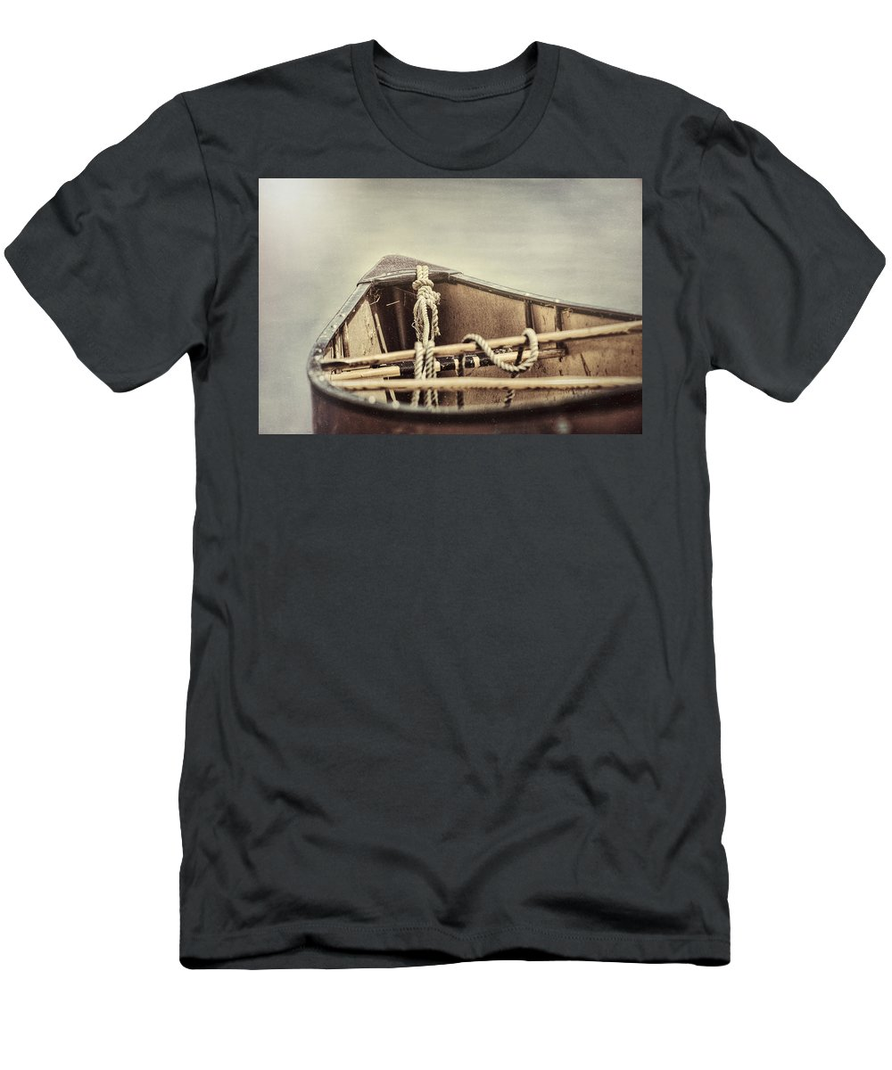 Men's T-Shirt (Athletic Fit) featuring the photograph Lazy Day by Lee Fortier