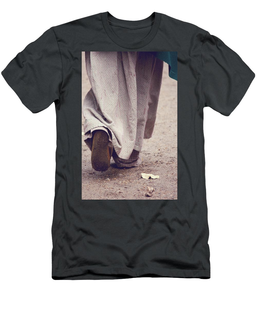 Art Men's T-Shirt (Athletic Fit) featuring the photograph Magic Bond by The Artist Project