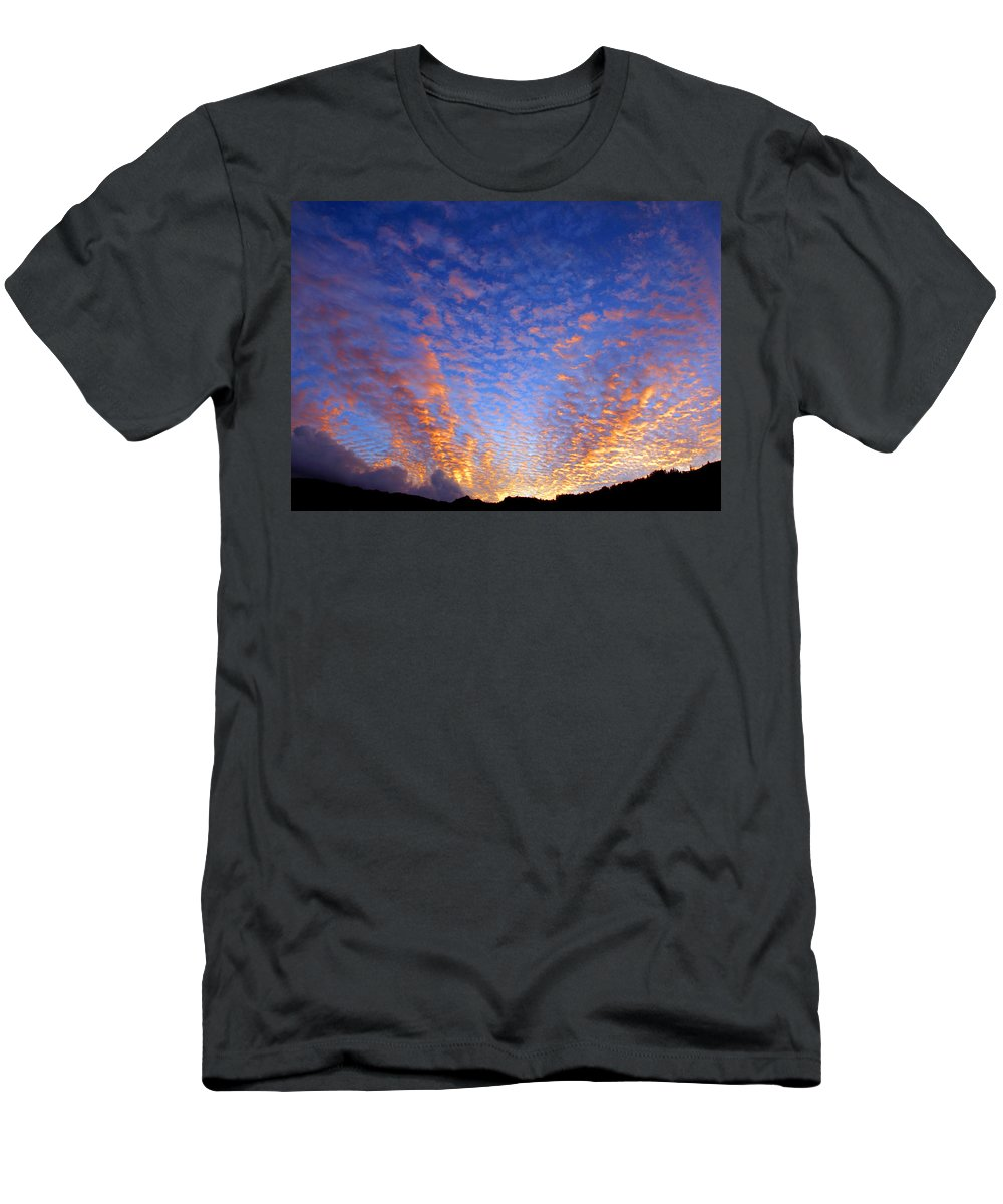 Hawaii T-Shirt featuring the photograph Manoa Valley Sunrise by Kevin Smith