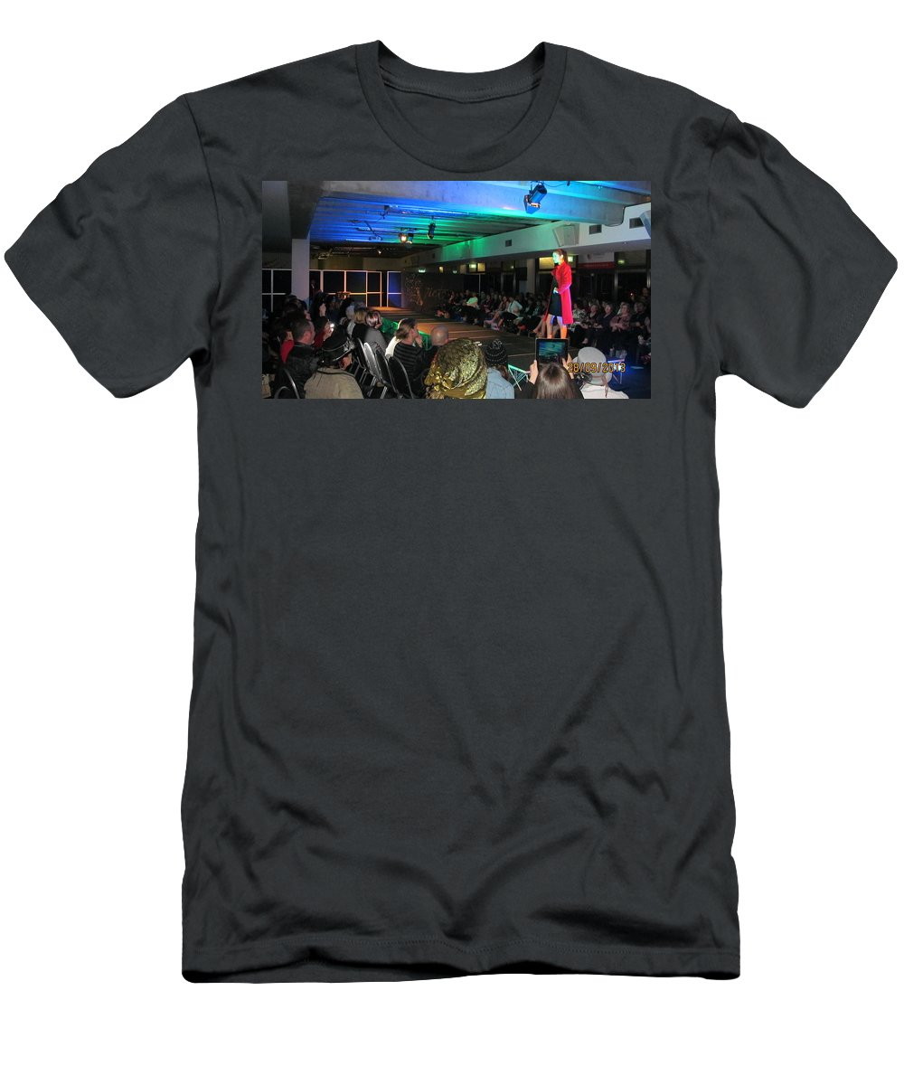Marketing Ideas Men's T-Shirt (Athletic Fit) featuring the photograph Marketing Ideas by Engagenz