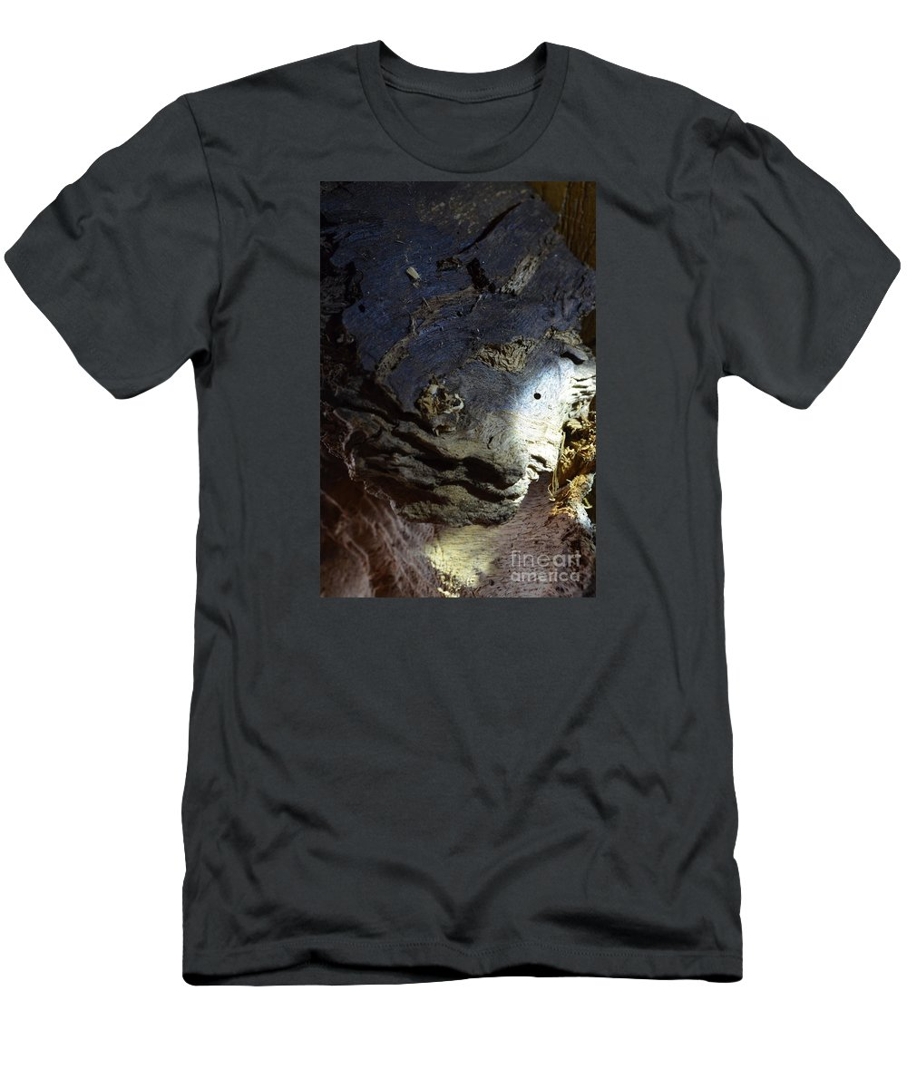 Nature Men's T-Shirt (Athletic Fit) featuring the photograph Mnemosyne by Eva Maria Nova