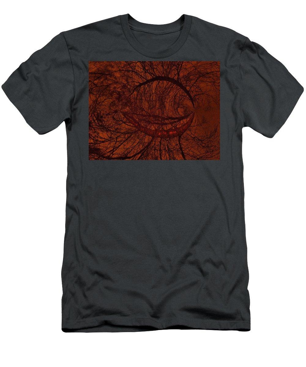 Lehtokukka Men's T-Shirt (Athletic Fit) featuring the photograph Moonshine 17 Lips by Jouko Lehto