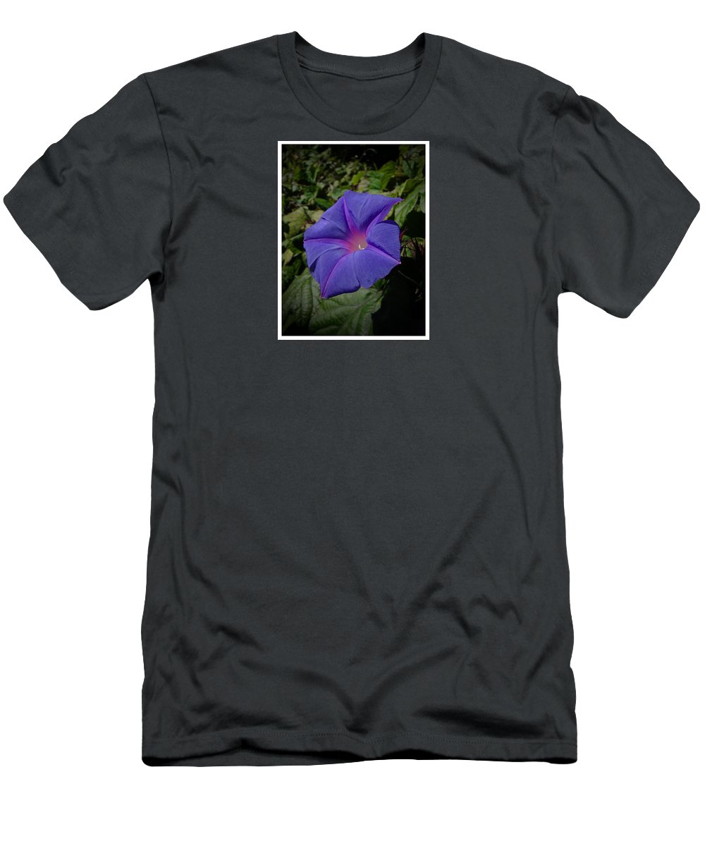 Morning Men's T-Shirt (Athletic Fit) featuring the photograph Morning Glory -2 by Alexey Dubrovin