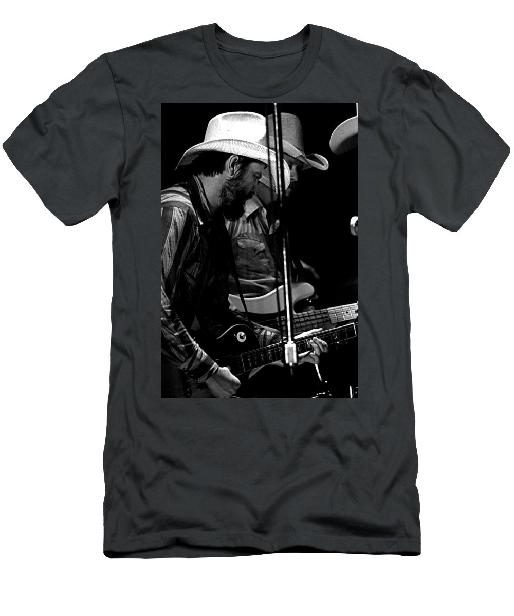 Southern Rock Men's T-Shirt (Athletic Fit) featuring the photograph Mtb77#42 by Ben Upham
