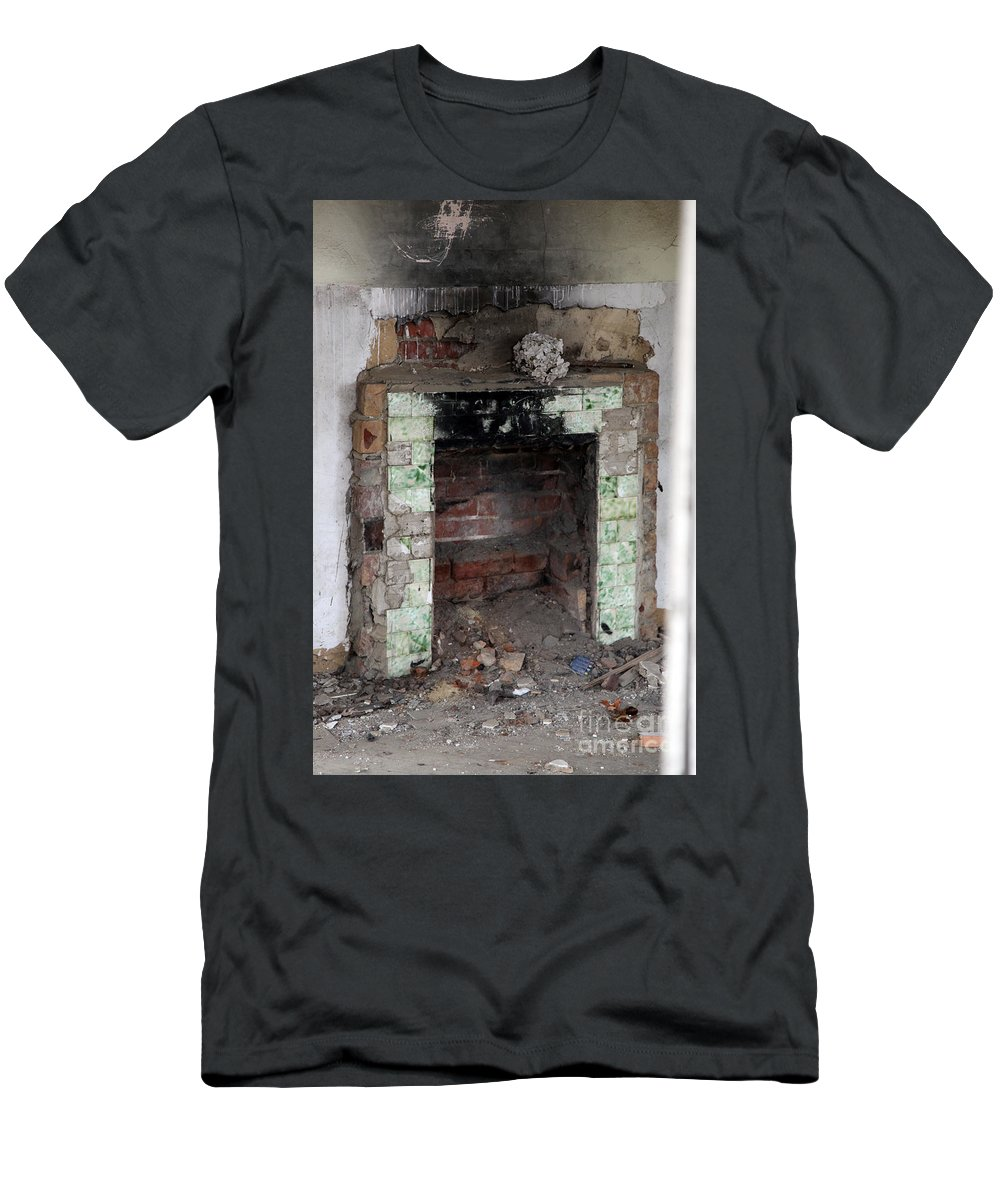My Beloved Men's T-Shirt (Athletic Fit) featuring the photograph My Beloved by Amanda Barcon