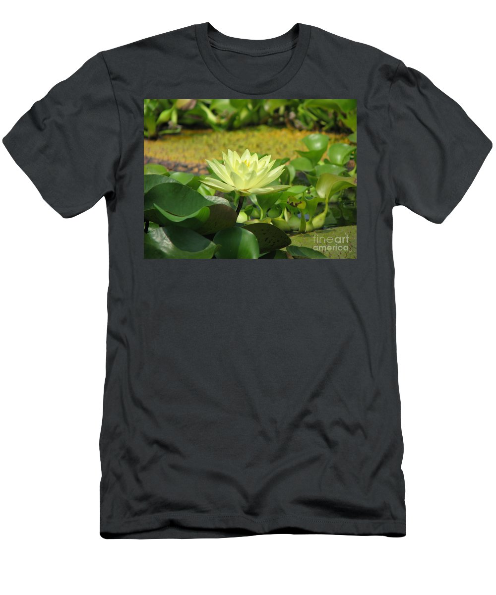 Nature Men's T-Shirt (Athletic Fit) featuring the photograph Nature by Amanda Barcon