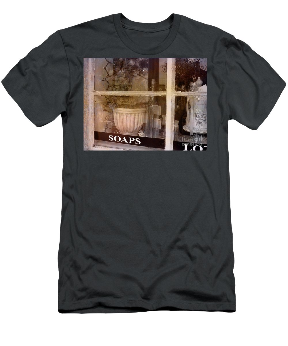 Retro Men's T-Shirt (Athletic Fit) featuring the photograph Need Soaps by Susanne Van Hulst