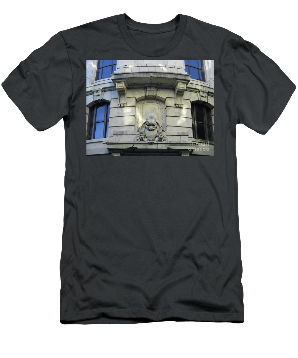 New Orleans Men's T-Shirt (Athletic Fit) featuring the photograph New Orleans 11 by Randall Weidner