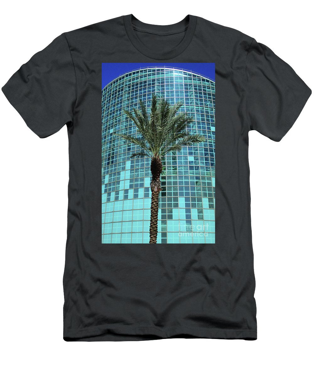 New Orleans Men's T-Shirt (Athletic Fit) featuring the photograph New Orleans 13 by Randall Weidner