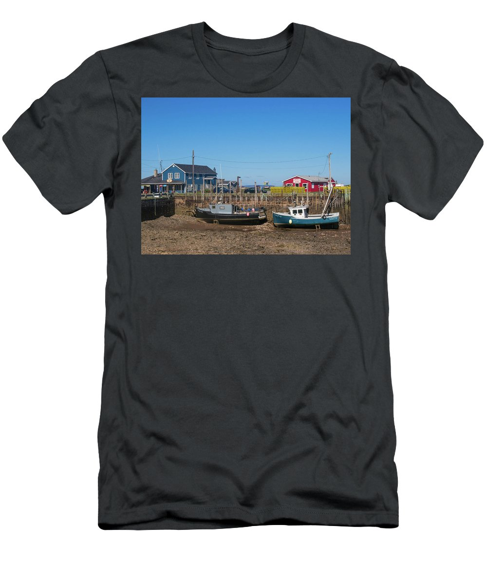 Nova Scotia Men's T-Shirt (Athletic Fit) featuring the photograph Nova Scotia, Canada by Trace Kittrell