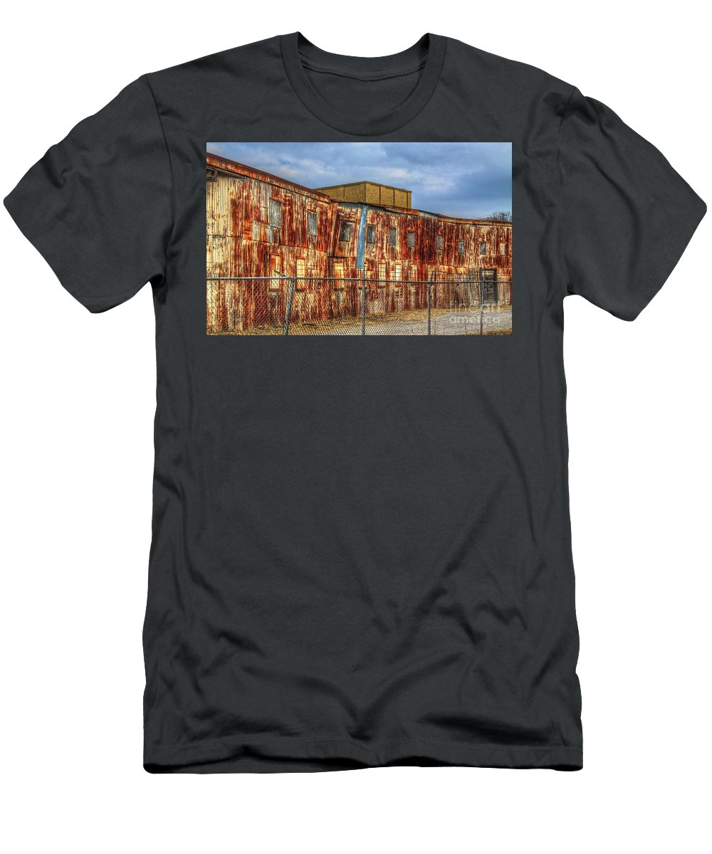 Old Men's T-Shirt (Athletic Fit) featuring the photograph Paint Me by Robert Pearson