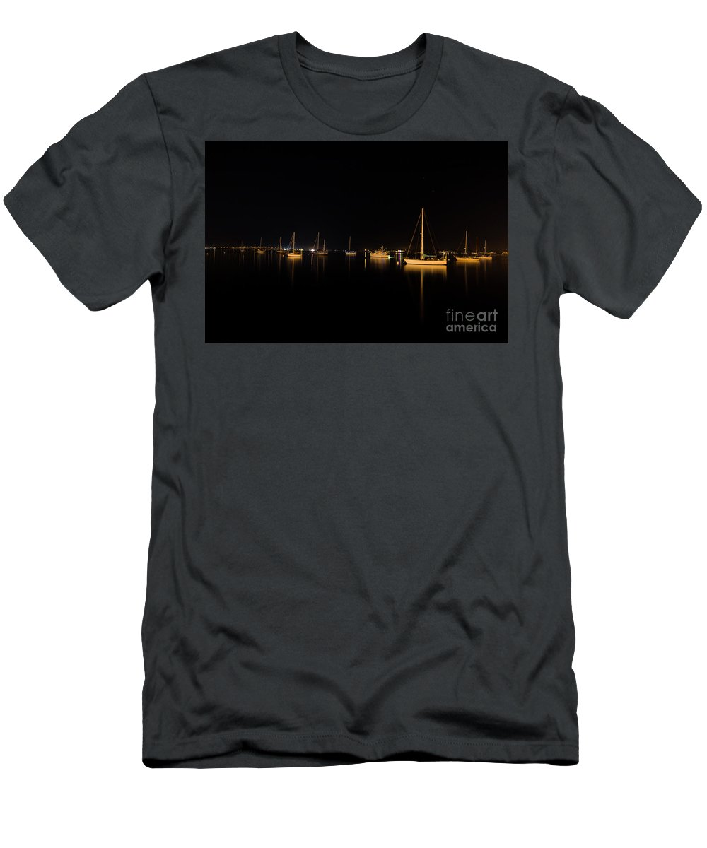 Peace On Earth Men's T-Shirt (Athletic Fit) featuring the photograph Peace On Earth by Felix Lai