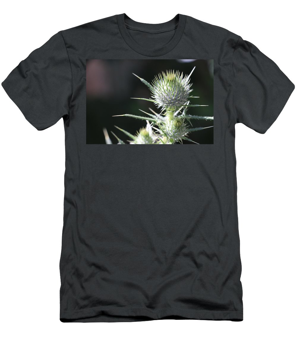 Plant Men's T-Shirt (Athletic Fit) featuring the photograph Plant 09-01-18 by Maurio Francois
