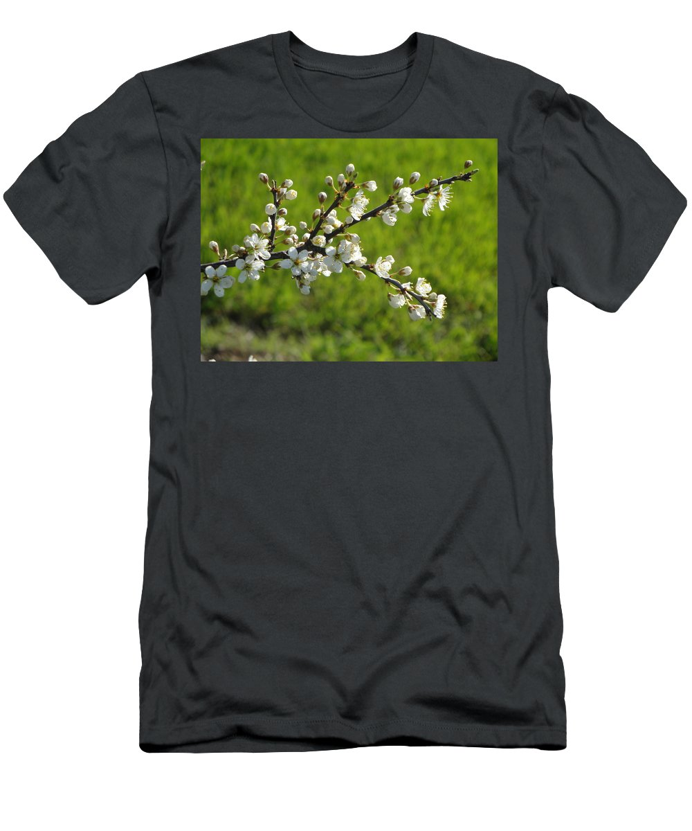 Flora T-Shirt featuring the photograph Pride of the hedgerow by Susan Baker