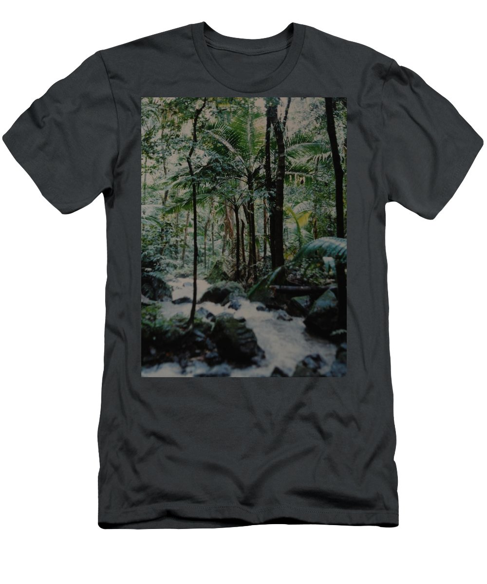 Trees T-Shirt featuring the photograph Puerto Rico by Rob Hans