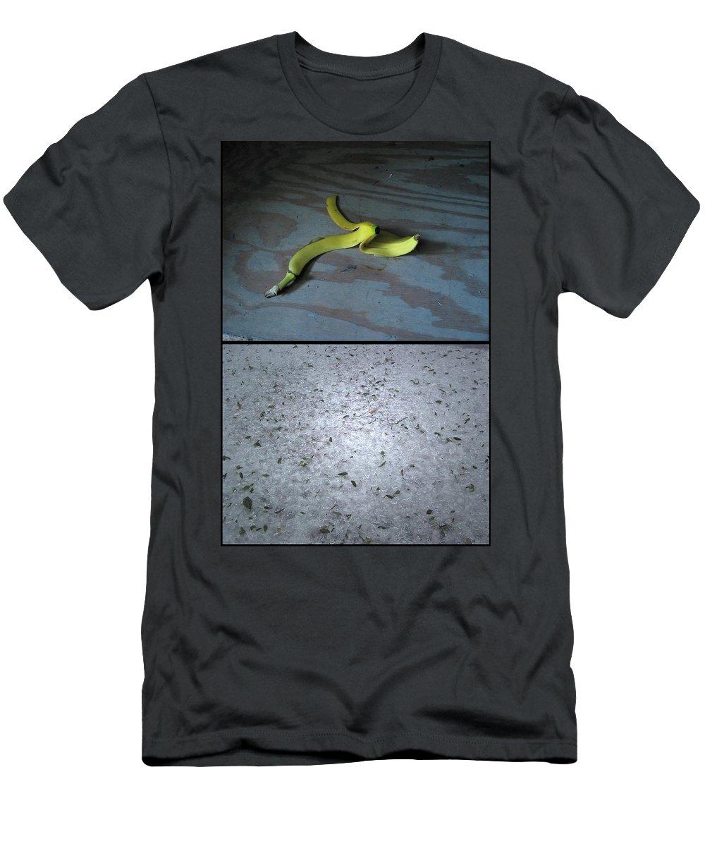 Satan Men's T-Shirt (Athletic Fit) featuring the photograph Satan by James W Johnson
