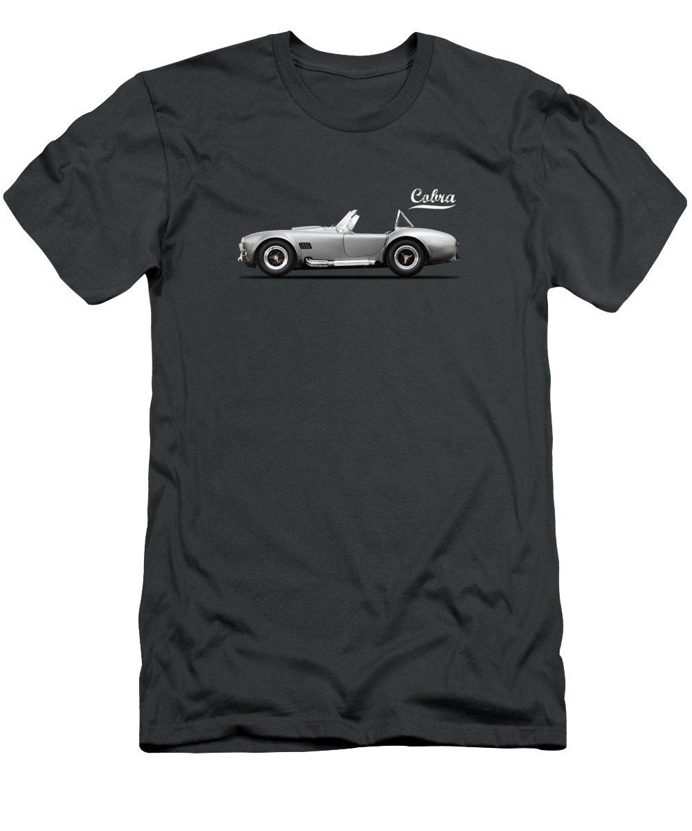 Shelby Ac Cobra 427 Roadster Logo T-shirt 65 Carroll Shelby Sports Car Shirt