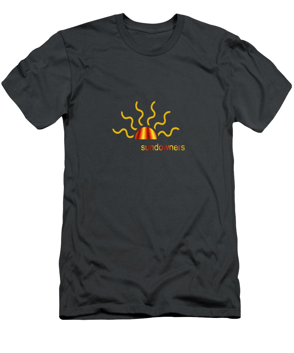 Dawn Men's T-Shirt (Athletic Fit) featuring the photograph Solitary Seagull by Valerie Anne Kelly