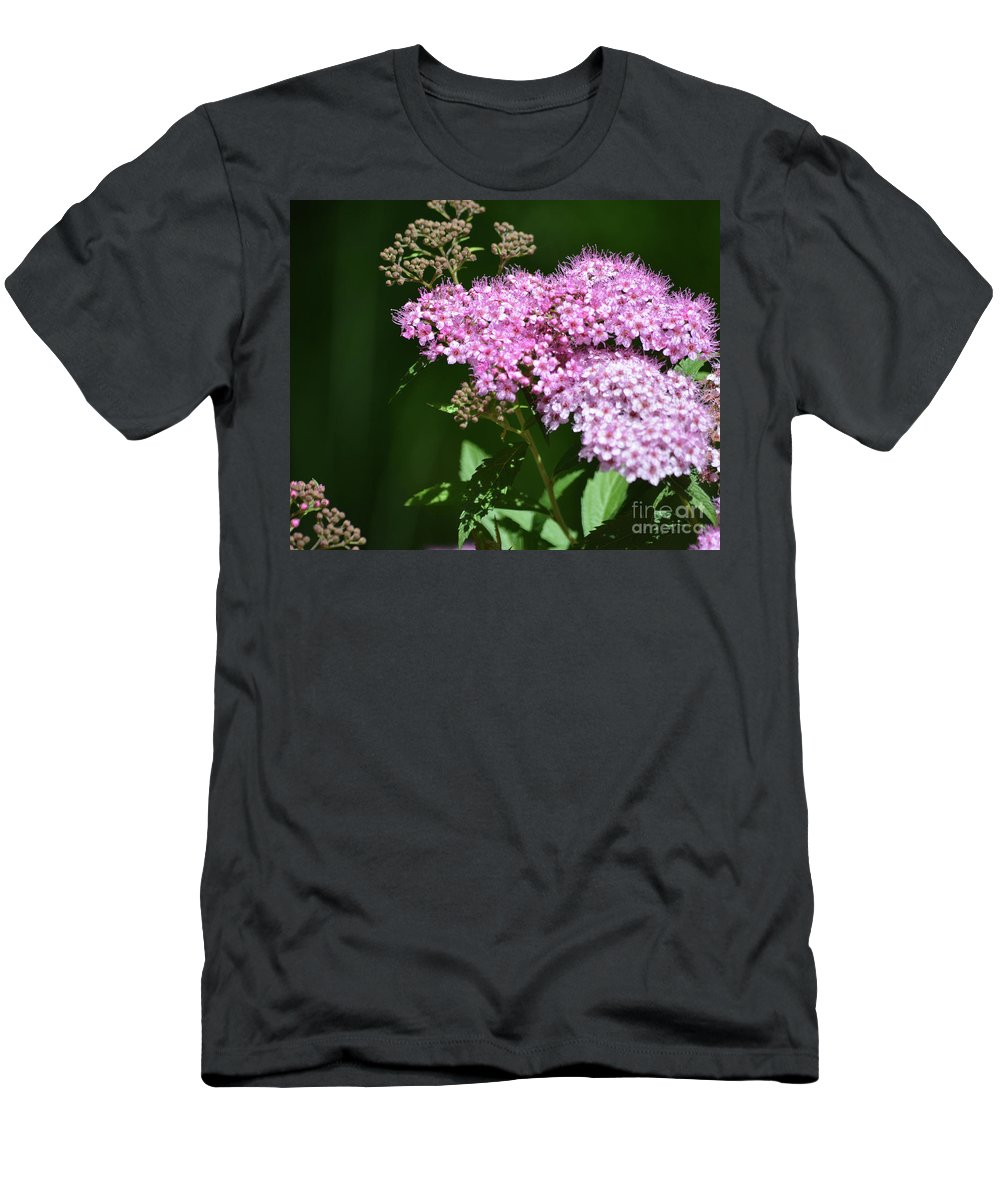 Spring Bloomers Men's T-Shirt (Athletic Fit) featuring the photograph Spring Bloomers by Ruth Housley