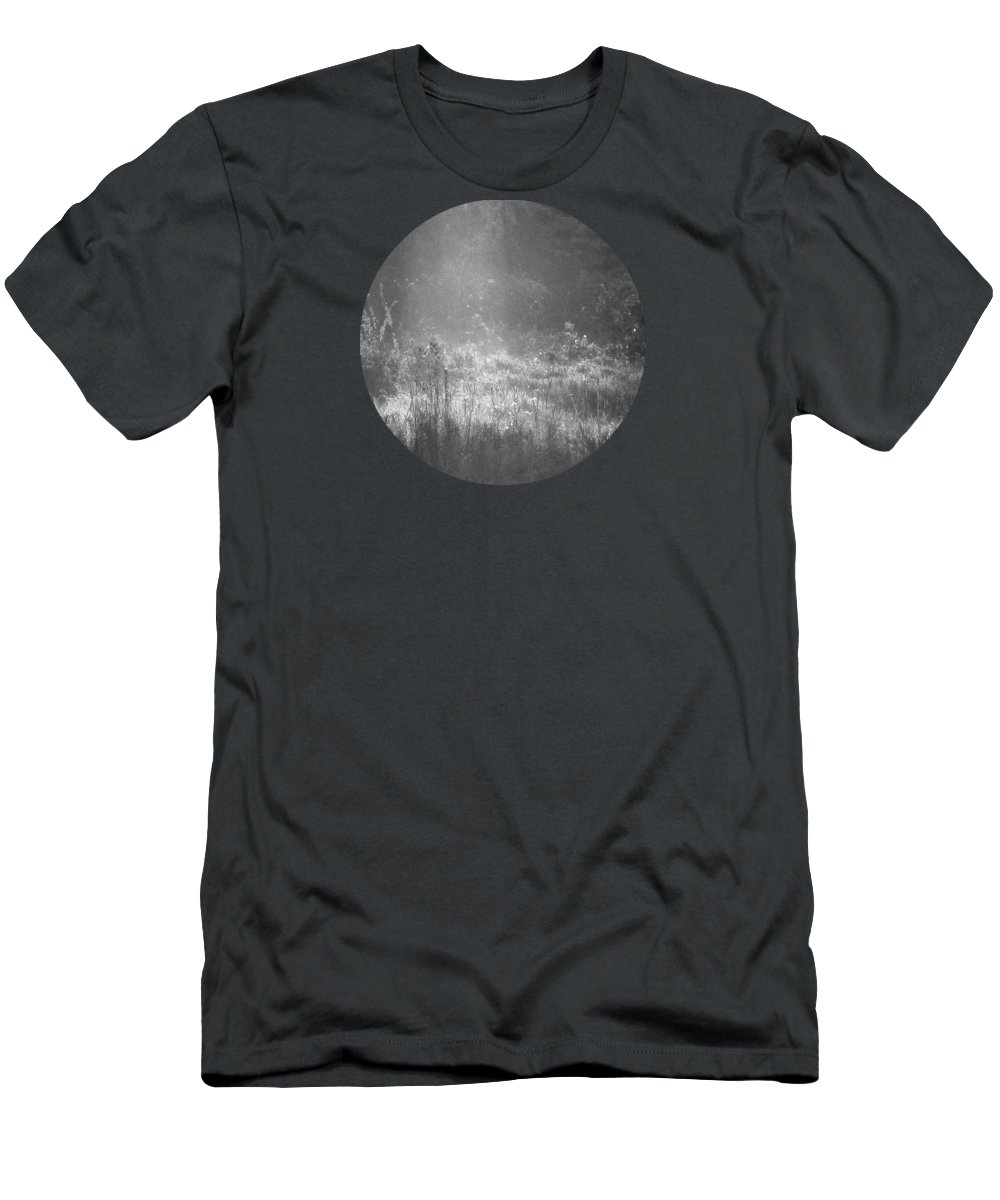 Stardust Men's T-Shirt (Athletic Fit) featuring the photograph Stardust by Mary Wolf