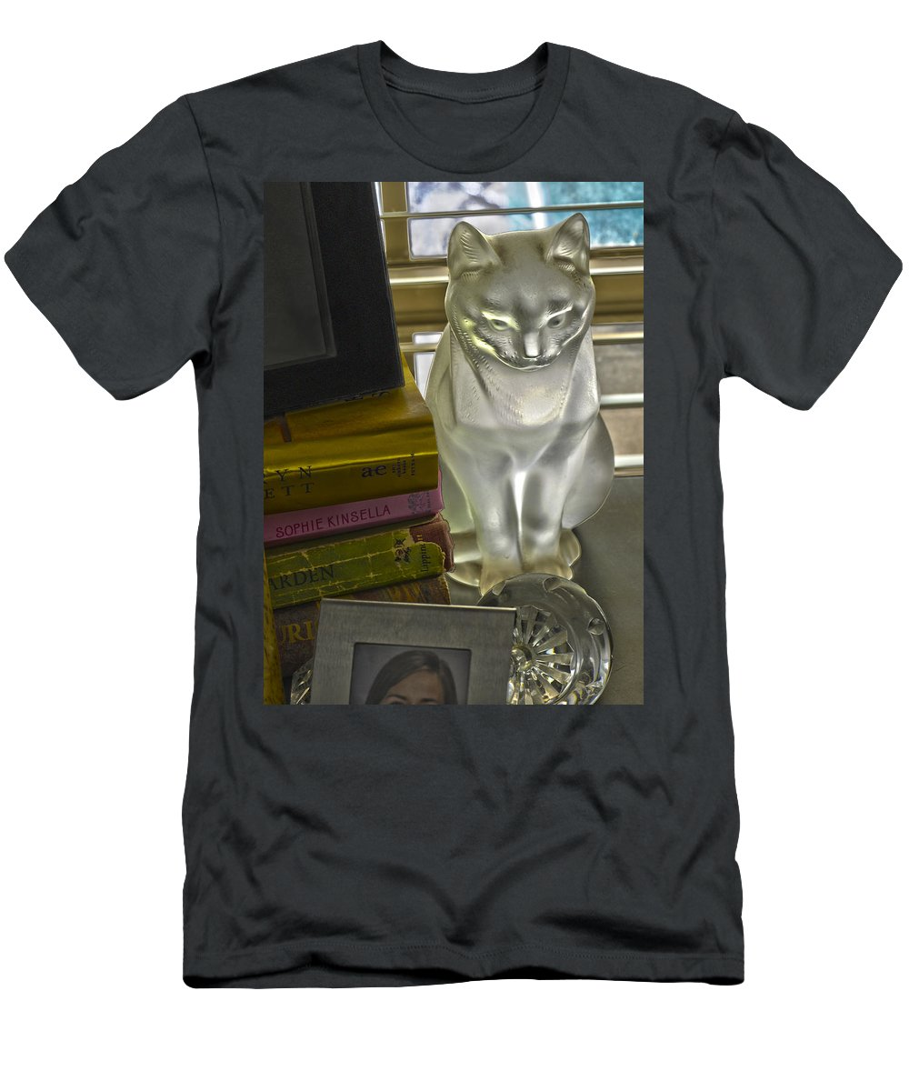 Still Life Men's T-Shirt (Athletic Fit) featuring the photograph Still Life Nine by Stephen Anderson