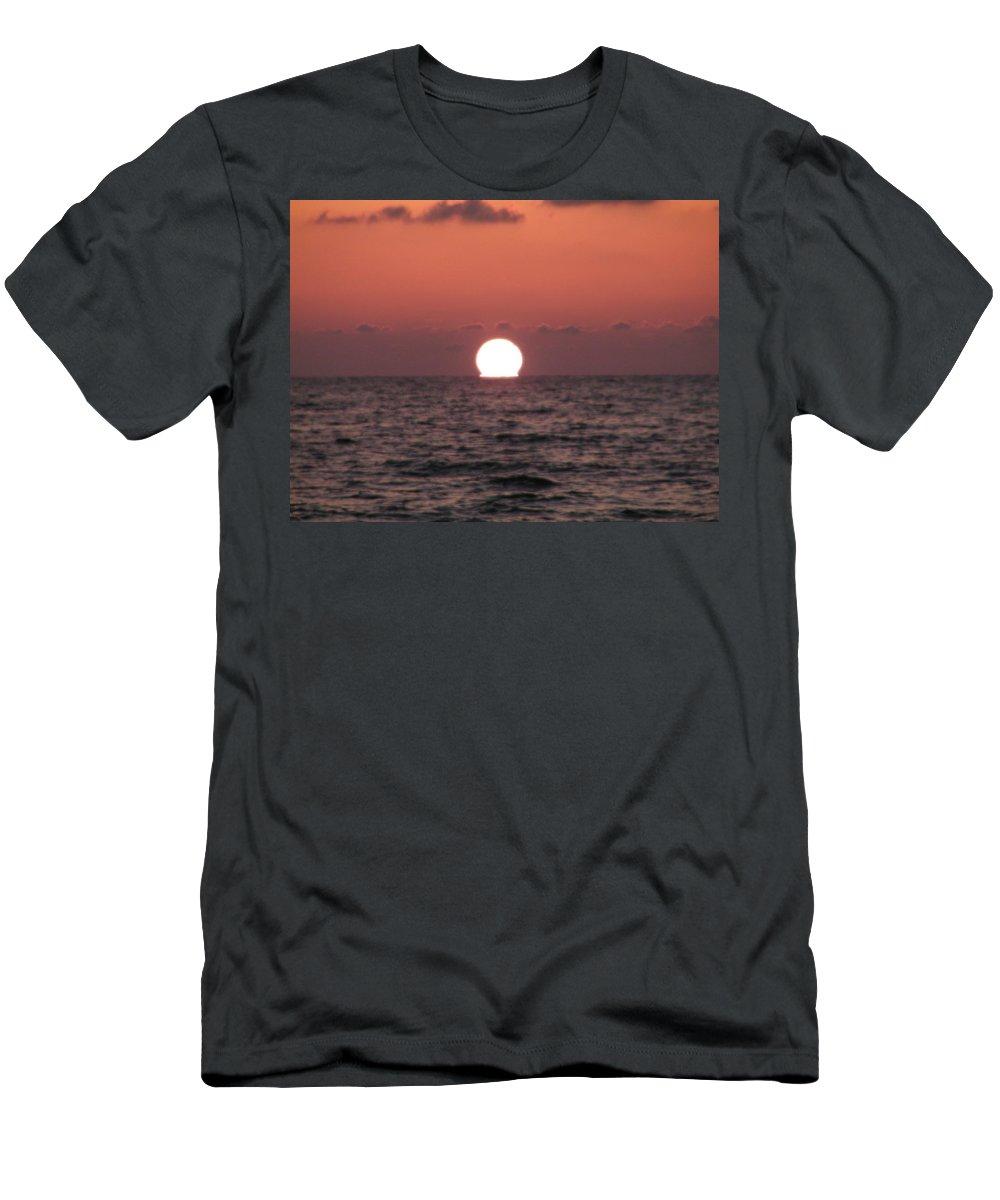 Florida T-Shirt featuring the photograph Sundown at Dunedin by Bill Cannon