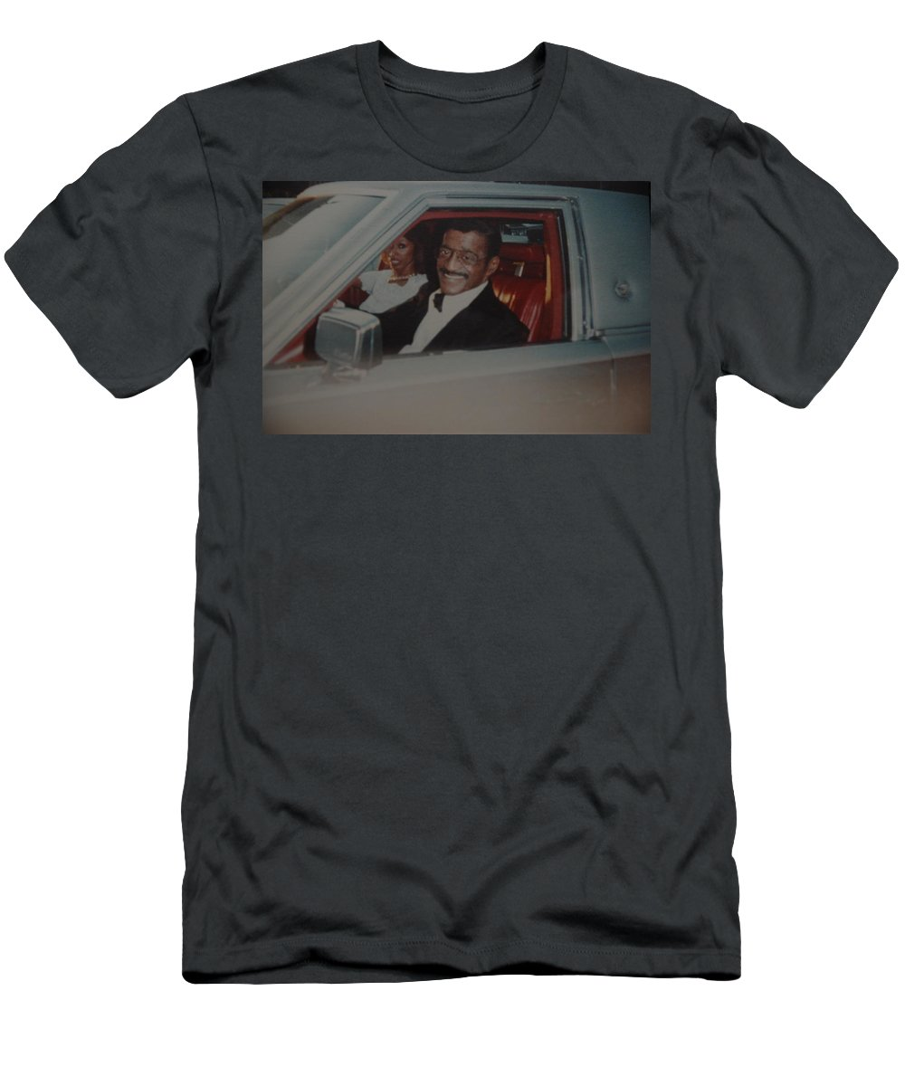 Movie Star Men's T-Shirt (Athletic Fit) featuring the photograph The Candy Man by Rob Hans