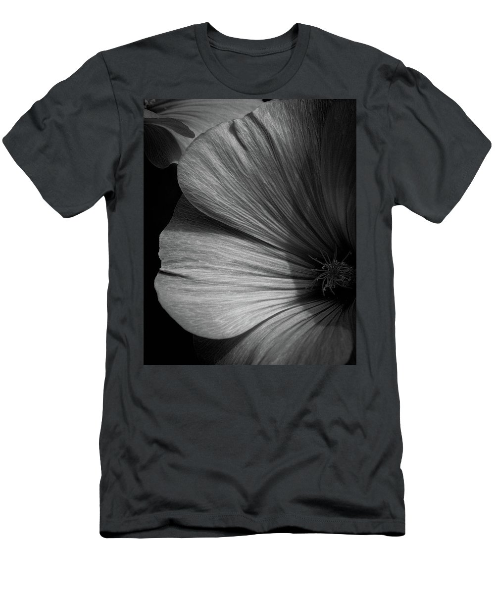 Abstract Men's T-Shirt (Athletic Fit) featuring the photograph The Other One by Bob Orsillo