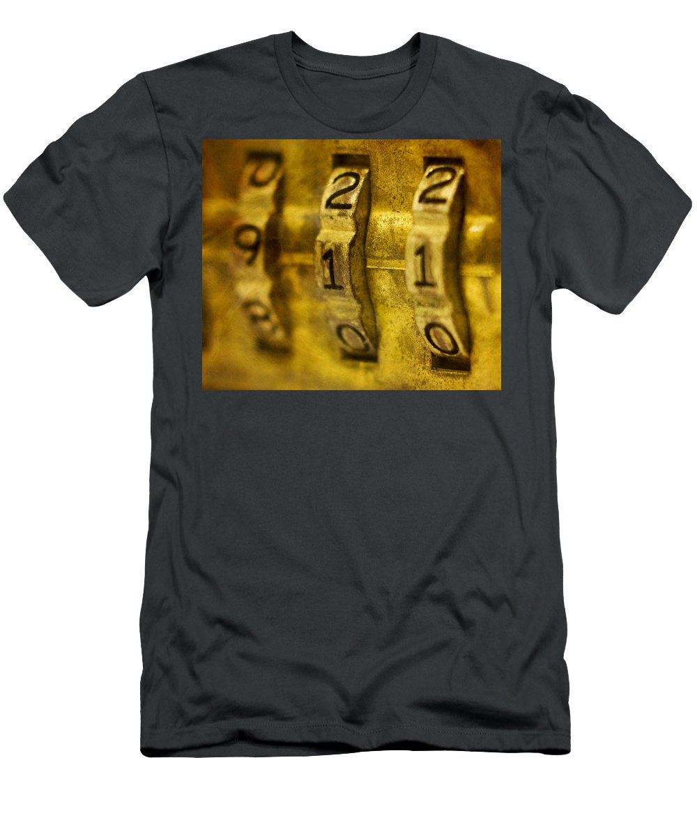 911 Men's T-Shirt (Athletic Fit) featuring the photograph The Web Of Nine Eleven by Steven Richardson