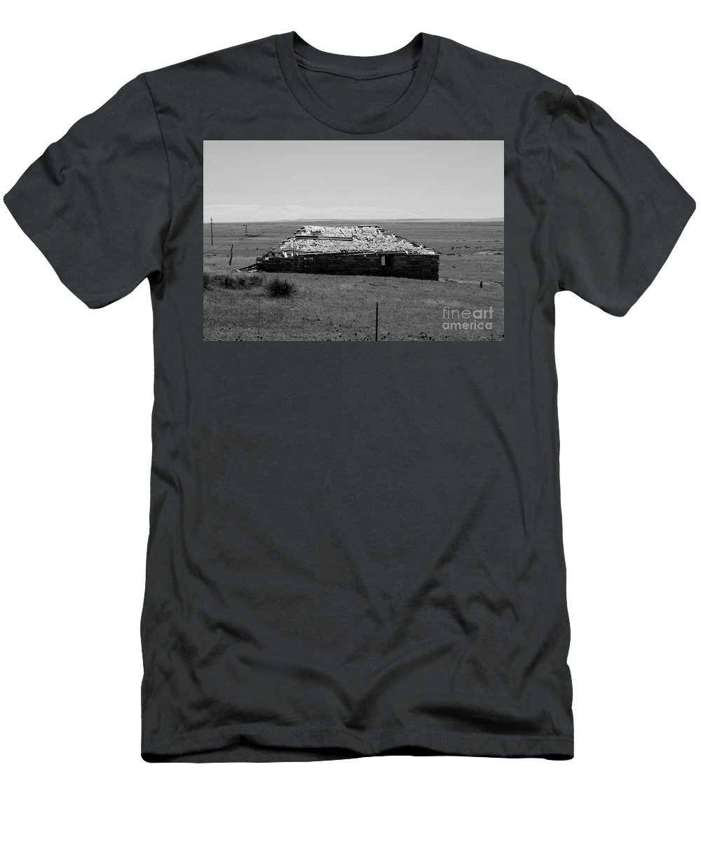 Sante Fe Trail T-Shirt featuring the photograph Trail Ghosts by Tommy Anderson