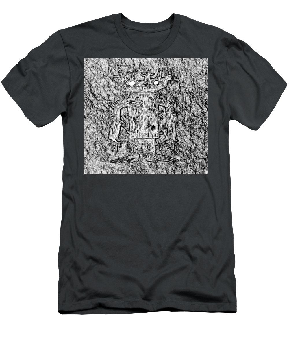 Tree Men's T-Shirt (Athletic Fit) featuring the photograph Tree by Caterina Kuo