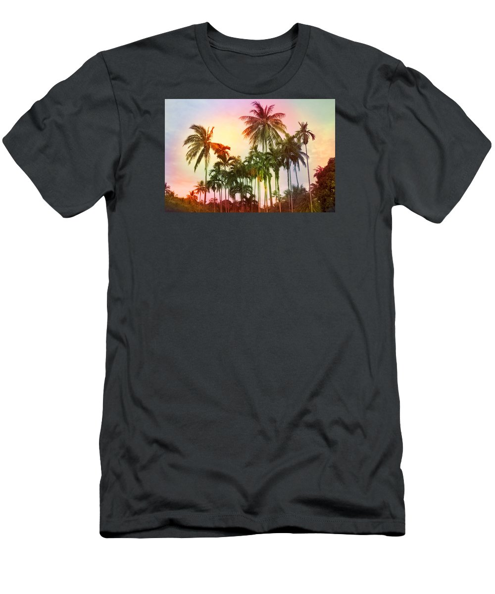 Tropical T-Shirt featuring the photograph Tropical 11 by Mark Ashkenazi